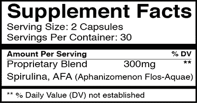 madrecell supplement facts